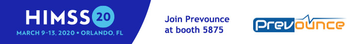 Prevounce at HIMSS20